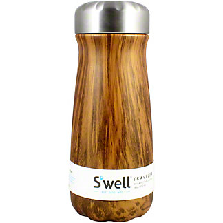 Swell Teakwood Traveler, 16 oz