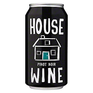 HOUSE WINE CAN PINOT NOIR