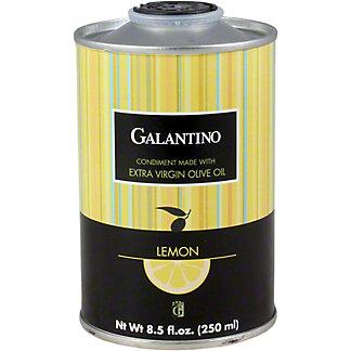 Galantino Extra Vigrin Olive Oil Lemon, 8.5 oz