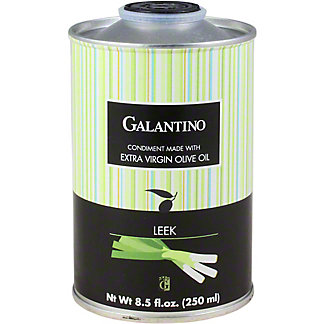 Galantino Extra Virgin Olive Oil Leek, 8.5 OZ