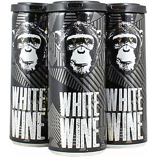 INFINITE MONKEY WHITE CANS