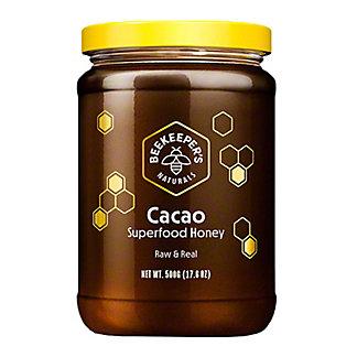 Beekeeper's Naturals Beekeepers Naturals Superfood Cacao Honey, 500 g