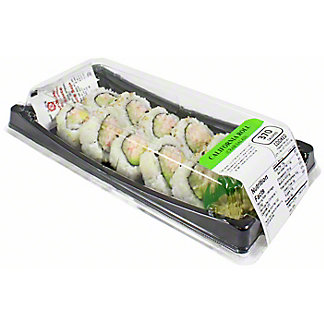 Yummi Sushi California Roll With Crab Salad, ea