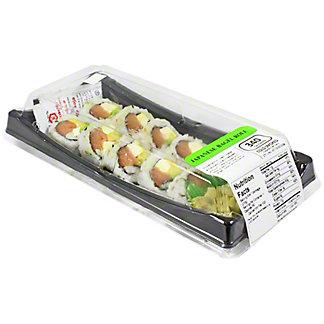 Yummi Sushi Japanese Bagel Roll, ea
