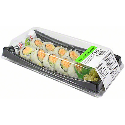 Yummi Sushi Spicy California Roll, ea