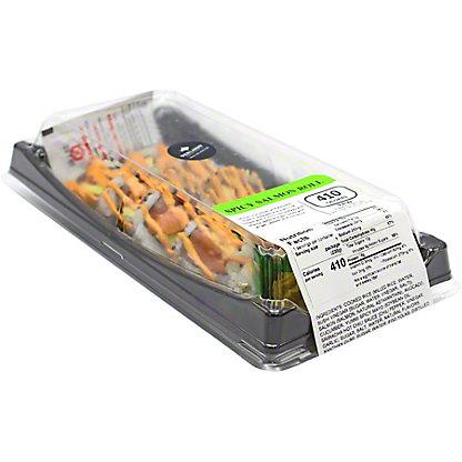 Yummi Sushi Spicy Salmon Roll, ea
