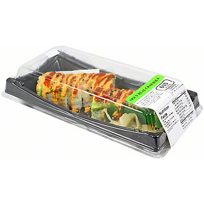 Yummi Sushi Spicy Real Crab Roll, ea