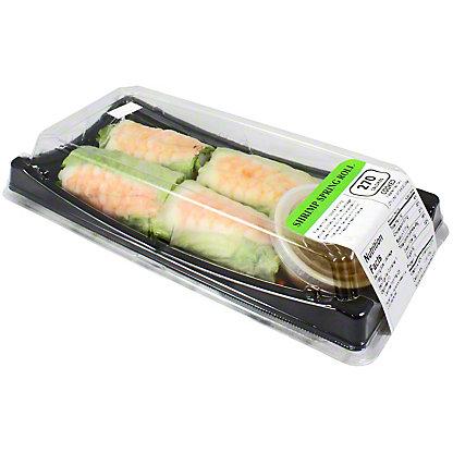 Yummi Sushi Shrimp Spring Roll, ea