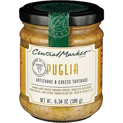 Central Market Artichoke & Cheese Tapenade, 6.7 oz