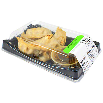 Yummi Sushi Pot Stickers - Chicken, 6.1 OZ