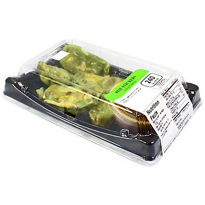 Yummi Sushi Pot Stickers - Vegetable, 6.2 OZ