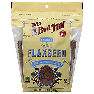 Bob's Red Mill Whole Flaxseed, 13 oz