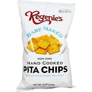 Regenie's Bare Naked Pita Chips, 7.4 oz