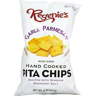 Regenies Garlic Parmesan Pita Chips, 7.4 oz