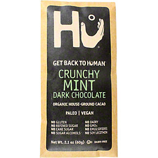 Hu Crunchy Mint Bar, 2.47 oz