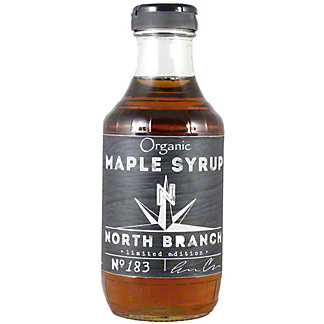 North Branch Organic Maple Syrup, 16 oz