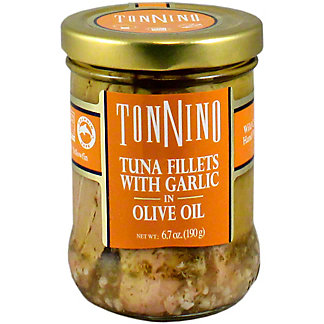TONNINO TUNA W/ GARLIC