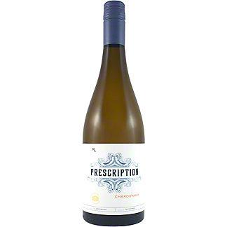 Presciption Vineyards Chardonnay, 750 mL