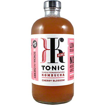 K Tonic Cherry Blossom, 16 oz