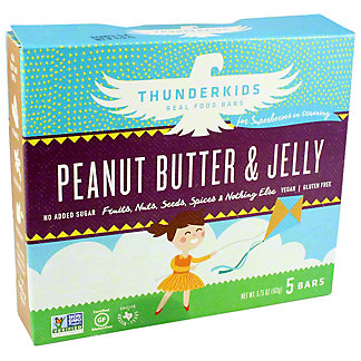 Thunderbird Kids Peanut Butter & Jelly, 5.75 OZ