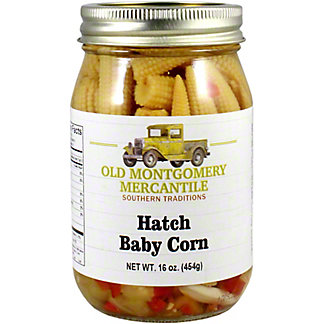Old Montgomery Mercantile Hatch Baby Corn, 16 oz