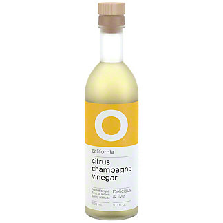 O Citrus Champagne Vinegar, 300 mL