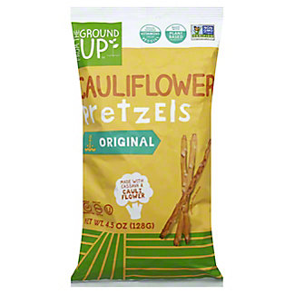 From The Ground Up Cauliflower Sea Salt Sticks, 4.5 oz