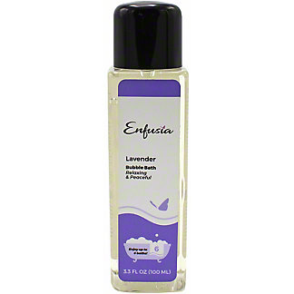 Enfusia Bubble Lavender Essential Oil, 3.3 oz