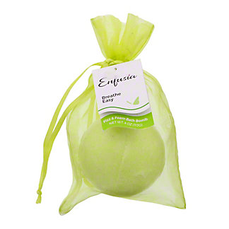 Enfusia Breathe Easy Bath Bomb, 4 oz