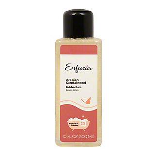 Enfusia ArabianSandalwood Bubble Bath, 10 oz