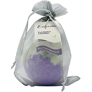 Enfusia Lavender Bath Bomb, 9.5 oz
