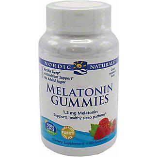 Nordic Naturals Melatonin Gummies, 60 ct