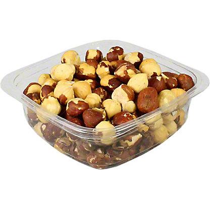 King Fresh Unsalted Roasted Hazelnuts, lb