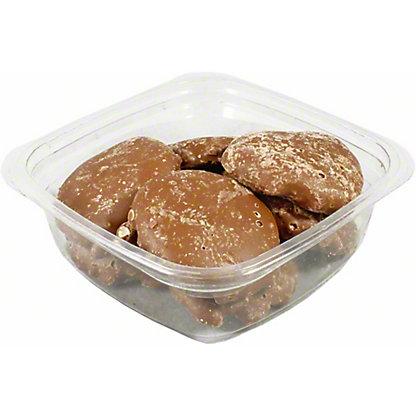 Nassau Pecan Cashew Turtle Milk Chocolate, lb
