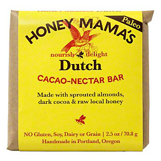 Honey Mamas Honey Cocoa Bar Original, 2.5 oz