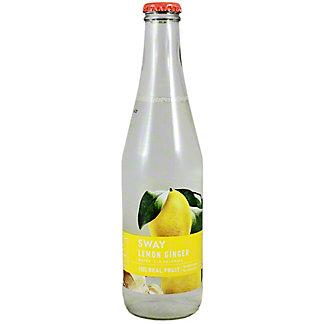 Sway Lemon Ginger Water, 12 OZ