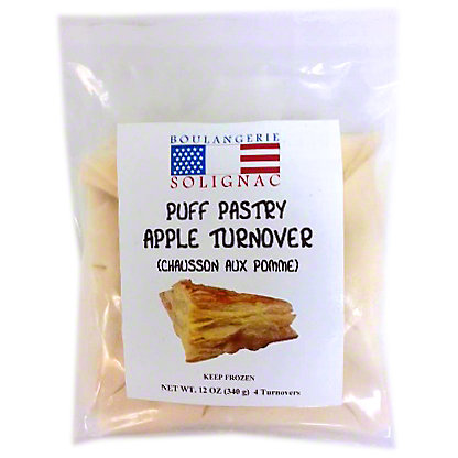 Boulangerie Solignac Apple Turnover, 12 oz