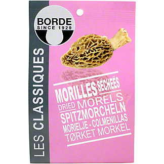 Borde Morels Extra Mushrooms, 20 g