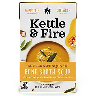 Kettle & Fire Butternut Squash Soup, 16.9 oz