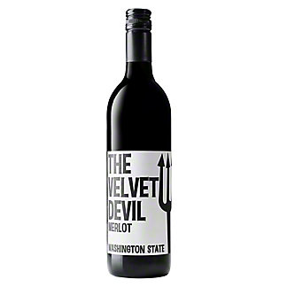 Charles Smith The Velvet Devil Merlot, 750 mL