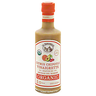 La Tourangelle Citrus Chipotle Vinaigrette, 8.45 OZ