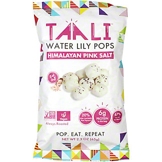 Taali Water Lili Pops Pink Salt, 65 g