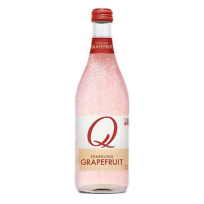 Q Drinks Grapefruit, 16.9 oz