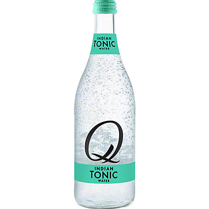 Q Drinks Indian Tonic, 16.9 oz