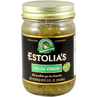 Estolia's Salsa Verde, 12 OZ
