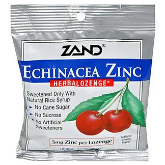 ZAND Herbalozenge Cherry Echinacea Zinc, 15 ct