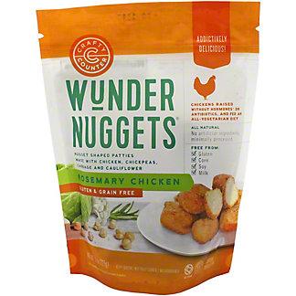 Crafty Counter Wundernuggets Gluten Free Rosemary Chicken, 8 OZ