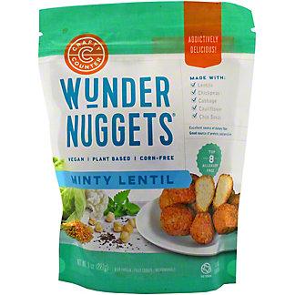 Crafty Counter Wundernuggets Minty Lentil, 8 OZ