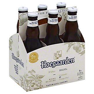 Hoegaarden Witbier, 6 pk