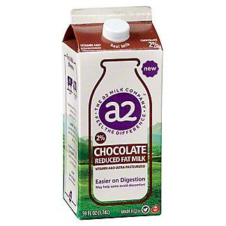 a2 Milk Chocolate Milk, 59 oz
